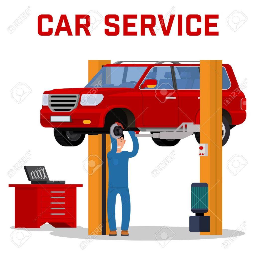 Programa de mantenimiento para auto según Km